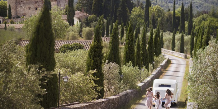 Sophie and Jason {wedding in tuscany}