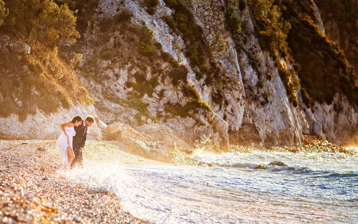 Sara and Georg {wedding in elba island}