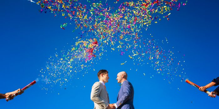 Michael and Ilya {same-sex wedding in tuscany}